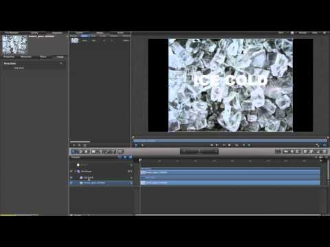 motion 5 tutorial shining - Part 1 of tutorial on the exploding ice text effect I built in apple motion 5. Watch in 720p fullscreen to see without so much blurring. Next Part is 2.1.. h...