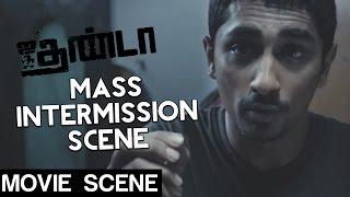 Video Jigarthanda - Mass Intermission Scene | Siddharth | Lakshmi Menon | Karthik Subbaraj MP3, 3GP, MP4, WEBM, AVI, FLV Desember 2018