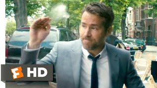 Nonton The Hitman's Bodyguard (2017) - I Was Up Here Scene (7/12) | Movieclips Film Subtitle Indonesia Streaming Movie Download