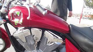 9. (2010)-2014 HONDA SABRE 1300 VT1300CS MOTOR AND PARTS FOR SALE ON EBAY 1052129
