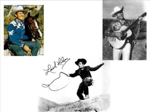 The Last of the Silver Screen Cowboys