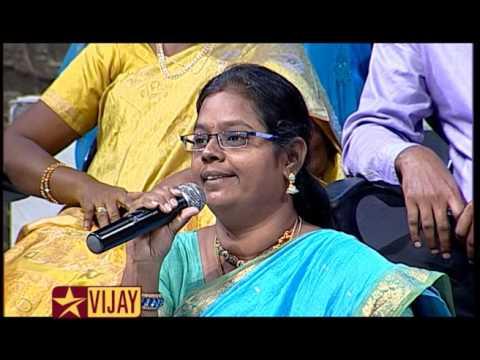 Neeya Naana   21st February 2016 | Promo Show 19 02 2016 VijayTv Episode Online