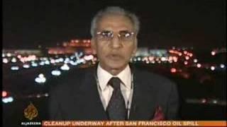 Al-Jazeera News Nov. 9, 2007