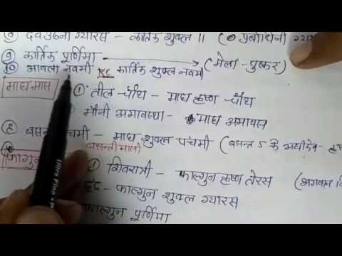 Video त्योहारों की तिथियों को याद करने की ट्रिक्स ||rajasthan general knowledge download in MP3, 3GP, MP4, WEBM, AVI, FLV January 2017