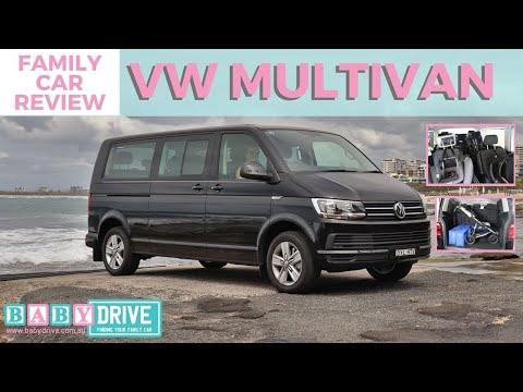 Family car review: Volkswagen Multivan Comfortline 2019