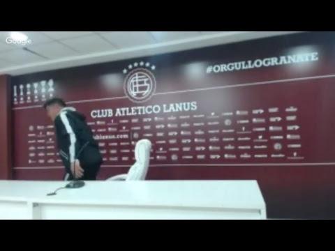 Conferencia Jorge Almirón por Unión