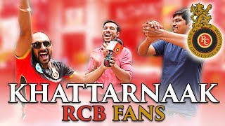 Video Khattarnaak RCB FANS | Bengaluru Ft. Sahil Khattar MP3, 3GP, MP4, WEBM, AVI, FLV Juli 2018