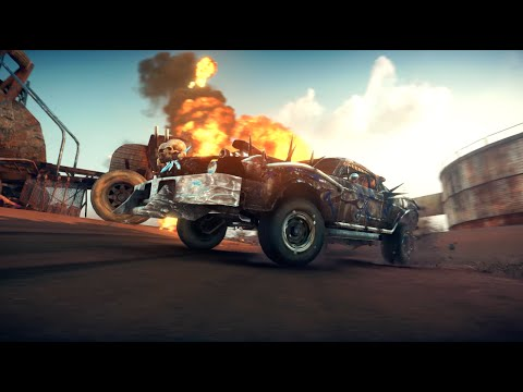 vid os mad max sur pc gamergen com. Black Bedroom Furniture Sets. Home Design Ideas