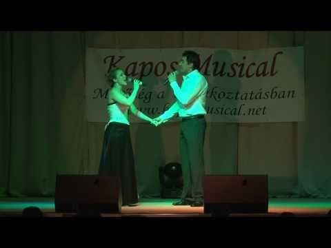 Rudolf musical - Ez most más / Vágó Zsuzsi  Dolhai Attila