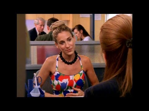 SATC | Season 4 | Episode 16 | Carrie's Financial Reckonings | [HD]
