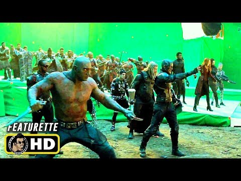 AVENGERS: ENDGAME (2019) Final Battle Behind the Scenes VFX [HD]