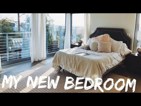 MY NEW BEDROOM TOUR !!