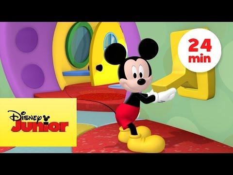 A casa do Mickey Mouse - Músicas #1 (видео)