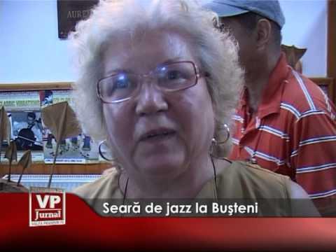 SEARA DE JAZZ LA BUSTENI