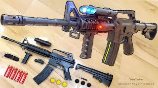 Video THE BEST Air Sport GUN EVER - M16 A4 Assault Rifle Airsoft Gun Unboxing MP3, 3GP, MP4, WEBM, AVI, FLV Desember 2018