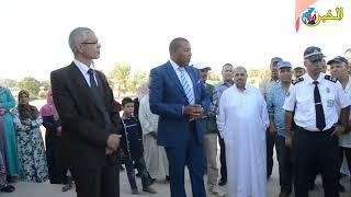 كلمة باشا مدينة  العيون سيدي ملوك محمد بنيس