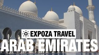 Travel video about destination United Arab Emirates. Situated on the Arabian Peninsula between the Persian Gulf and the Gulf of Oman, the United Arab ...