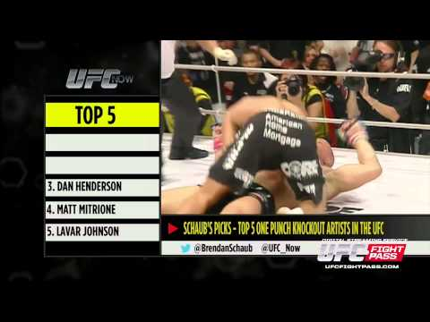 UFC Now Ep. 212: Top 5 One Punch Knockout Artists