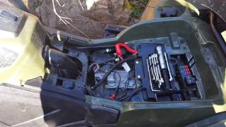 9. Arctic Cat TRV 500 Ignition Problems