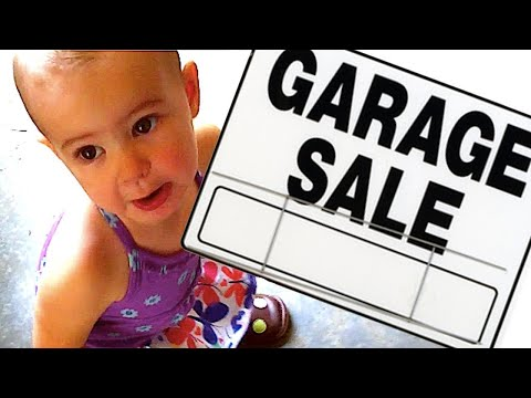 BEST GARAGE SALE EVER!