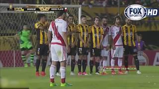 DISCULPEN !! A los que esperaban un resumen como siempre de 12 a 15m no pude grabar el partido ... Guaraní vs River Plate 0-2 todos los goles resumen ...