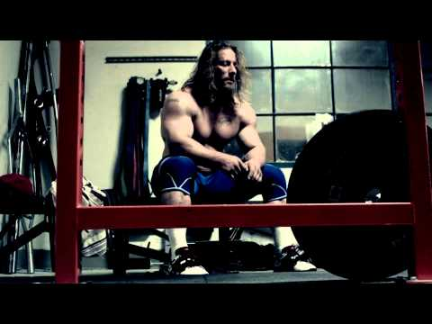 powerlifting - This was footage from a video series that was planned but the project was then scrapped and the footage was never released. I own the rights to the video foo...