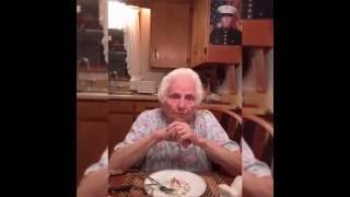 Funny Grandma ROSS SMITH Credit - Facebook