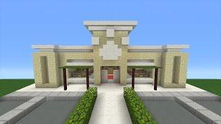 Minecraft Tutorial: How To Make A Pet Shop