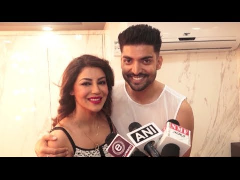 Gurmeet Choudhary and Debina Bonnerjee Talks About Their New Year Performance At New Year Bash  2018