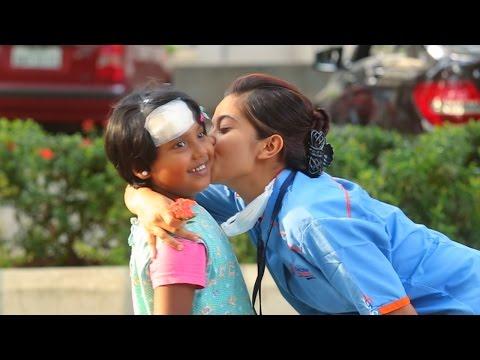 Short film dedicated to nurses