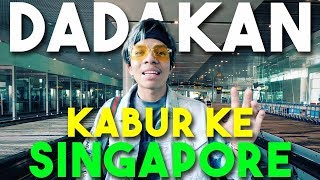 Video KABUR KE SINGAPUR! Penting ada apa? MP3, 3GP, MP4, WEBM, AVI, FLV Januari 2019