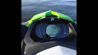 6. Sea Doo gti 130 top speed