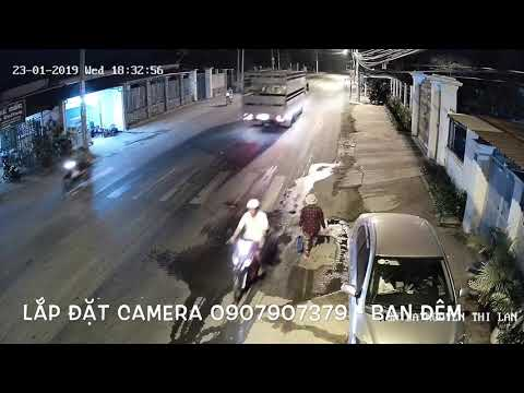 #AHXN | Demo camera Hikvision | DS-2CD2021G1-I | DAY and NIGHT