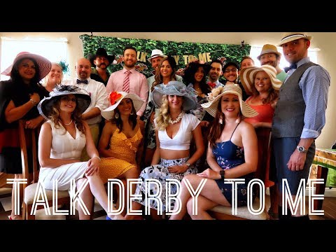 Talk Derby To Me {Kentucky Derby Party}
