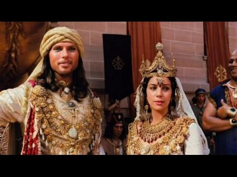 Queen Esther and King Xerxes, King and Queen of Ancient Persia Music Video -