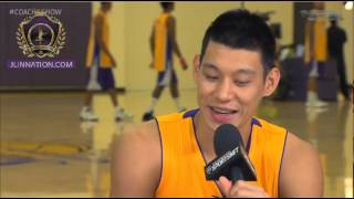 "Jeremy Lin Interview on ""The Coach's Show"" with Dave Miller"