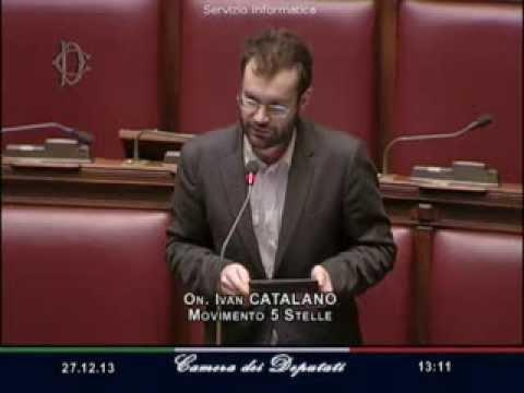 Ivan Catalano – Discorso di fine anno 2013