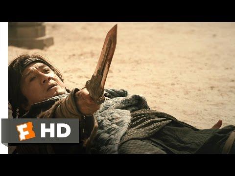 Dragon Blade - Huo An vs. Tiberius Scene (9/10) | Movieclips