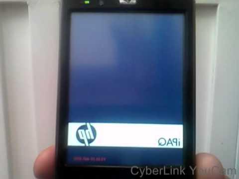 HP Ipaq 216 Android mas windows dual boot en proyecto de configuración y desarrollo