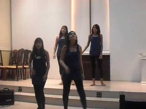 APRESENTAÇÃO MUSICAL DIA DAS MÃES - DEPTO. ADOLESCENTES EM 13/05/12