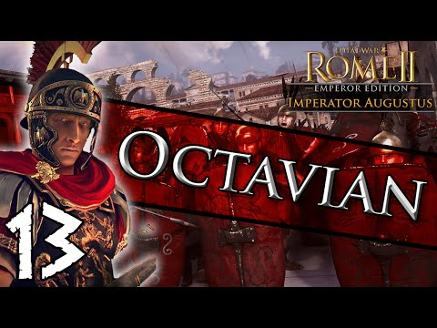 Octavian - 13 of my Total War: Rome II - Imperator Augustus: Octavian Campaign Total War: Shogun 2 - Fall of the Samurai Faction Vote: https://www.youtube.com/watch?v=aS5BSV6YuII Kingdom Come: ...