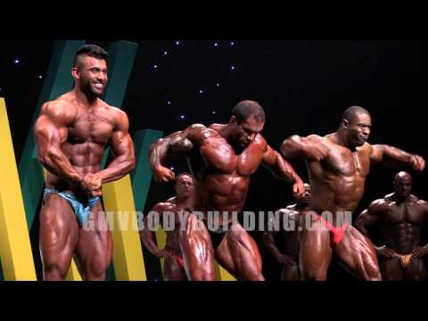 2015 IFBB Arnold Classic Australia - The Pros - From GMV Bodybuilding