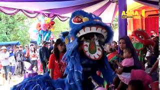 ATRAKSI BARONGSAI | SINGA DANGDUT ANDI PUTRA 3 | LIVE SUKASLAMET CAYUT 9 AGUSTUS 2017