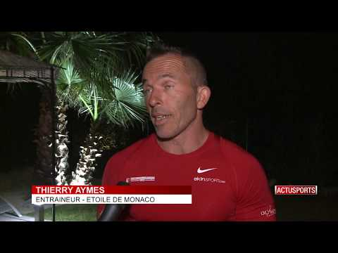 Gymnastics: Étoile de Monaco climbs into Top 2