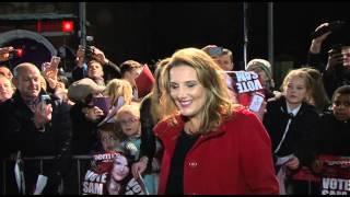 Video Sam Bailey Greeted by Screaming Fans at Leicester Homecoming MP3, 3GP, MP4, WEBM, AVI, FLV Oktober 2017