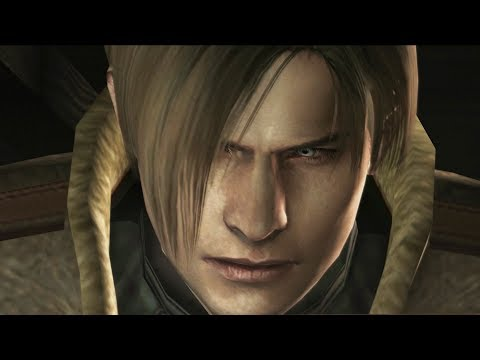 resident evil 4 hd pc test