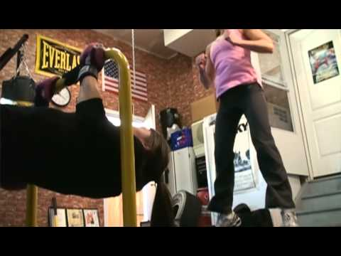 Colorado Springs Boxing and Kickboxing Fitness for Women