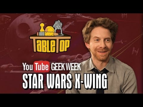 TableTop: Star Wars X-Wing