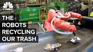 Video Why The United States Is Turning To Recycling Robots MP3, 3GP, MP4, WEBM, AVI, FLV Juli 2019