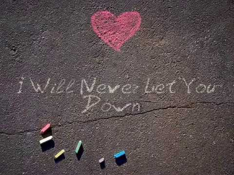 I Will Never Let You Down - Rita Ora